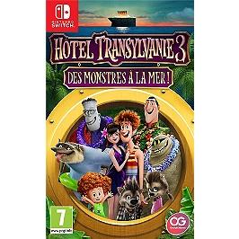 Hôtel transylvanie 3 des monstres à la mer ! (SWITCH)