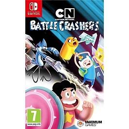 Cartoon network battle crashers (SWITCH)