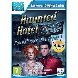 Haunted Hotel (15) fondations maudites (PC)