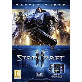 Starcraft 2 battle chest (PC)