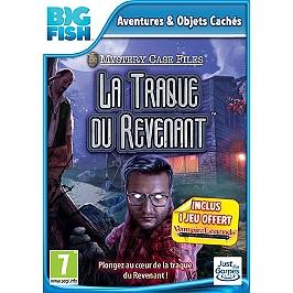 Mystery case files (16) la traque du revenant + vampire legends (3) le comte de la nouvelle-orléans (PC)