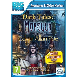 Dark tales (12) morella par edgar allan poe + hidden expedition (12) l'empereur éternel (PC)