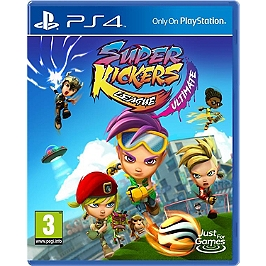 Super kickers league ultimate (PS4)