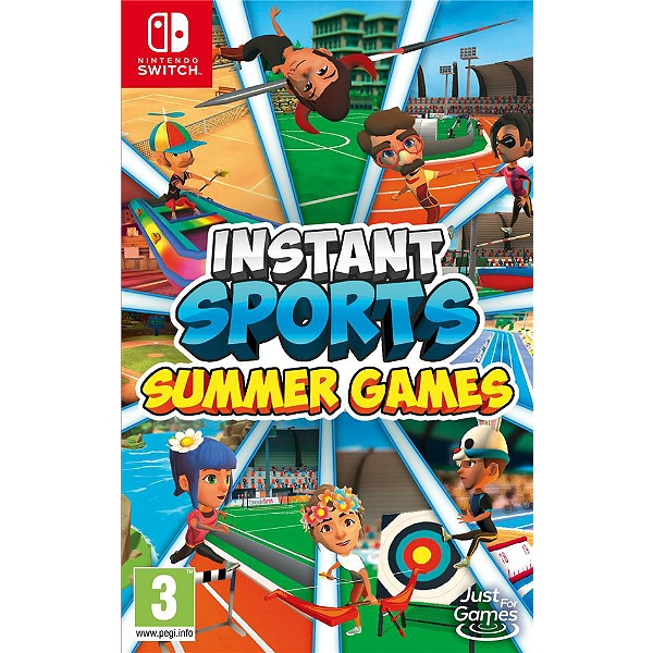Instant Sports : Summer games : Switch