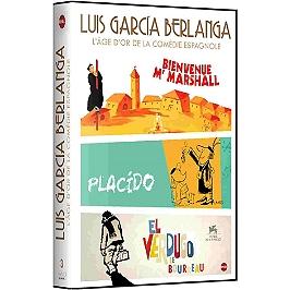 Coffret Luis Garcia Berlanga 3 films : bienvenue mr Marshall ; Placido ; le verdugo - le bourreau, Dvd