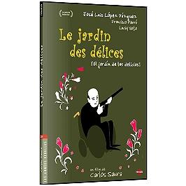 Le jardin des délices, Dvd