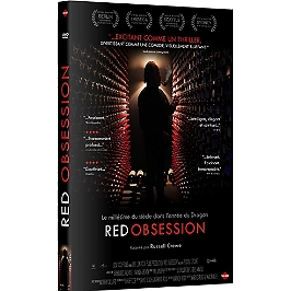 Red obsession, Dvd