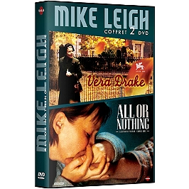 Coffret Mike Leigh 2 films : Vera Drake ; all or nothing, Dvd
