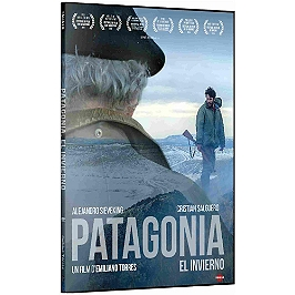 Patagonia el invierno, Dvd