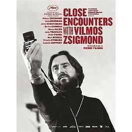 Close encounters with Vilmos Zsigmond, Dvd