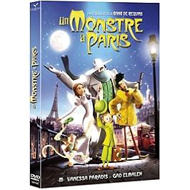Un monstre à Paris, Dvd