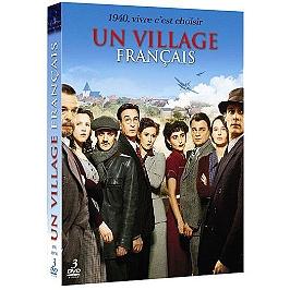 Coffret un village français, saison 1, Dvd