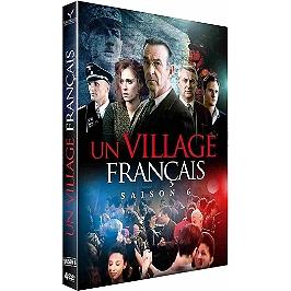 Coffret un village français, saison 6, Dvd