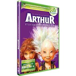 Arthur et les minimoys 2 : Arthur et la vengeance de Maltazard, Dvd