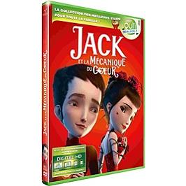 Jack et la mécanique du coeur, Dvd