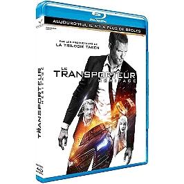 Le transporteur, l'héritage, Blu-ray