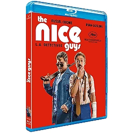 The nice guys, Blu-ray