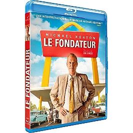 Le fondateur, Blu-ray