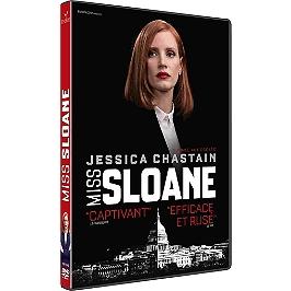 Miss Sloane, Dvd