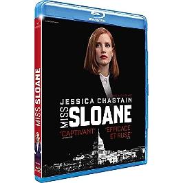 Miss Sloane, Blu-ray