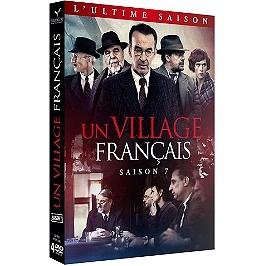 Coffret un village français, saison 7, Dvd