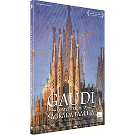 Gaudi - le mystère de la Sagrada Familia, Dvd