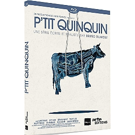 P'tit Quinquin, Blu-ray