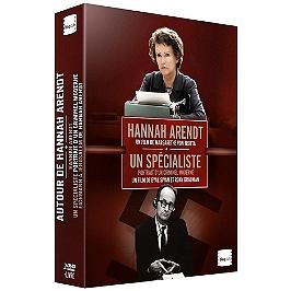 Coffret Hannah Arendt ; un spécialiste - Eichmann à Jérusalem, Dvd