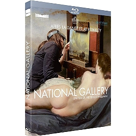National gallery, Dvd