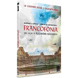 Francofonia - le Louvre sous l'occupation, Dvd