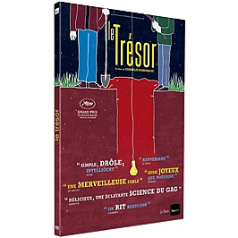 Le trésor, Dvd