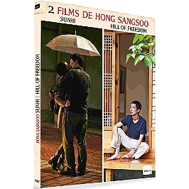 Coffret Hong Sang-Soo : our Sunhi ; hill of freedom, Dvd