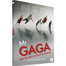 Mr Gaga sur les pas de Ohad Naharin, Dvd