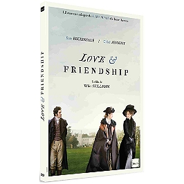 Love and friendship, Dvd