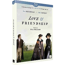 Love and friendship, Blu-ray