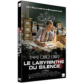 Le labyrinthe du silence, Dvd