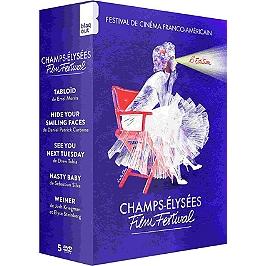 Coffret Champs Elysées film festival 5 films, Dvd