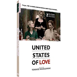 United states of love, Dvd