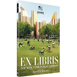 Ex libris, the New York public library, Dvd