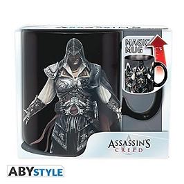 Mug heat change groupe assassin's creed 460 ml