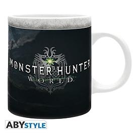 Monster hunter - mug - 320 ml - world- subli - avec boîte x2