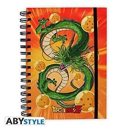DRAGON BALL - cahier shenron