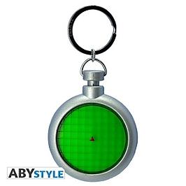 DRAGON BALL Porte-clés 3D premium DBZ/radar
