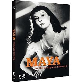 Maya, Dvd