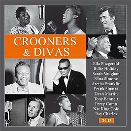 Crooners & divas, CD