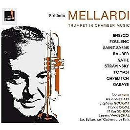 Tumpet in chamber music, CD Digipack