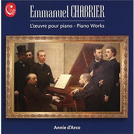 L'oeuvre pour piano, CD