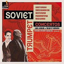 Concertos russes pour trompette, CD