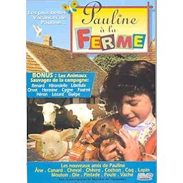 Pauline à la ferme, Dvd