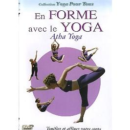 En forme avec le yoga, Dvd